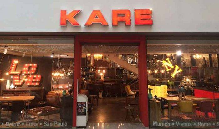 Magazinul KARE din Bucuresti gazduieste de acum Fantani ZEN create de bluConcept