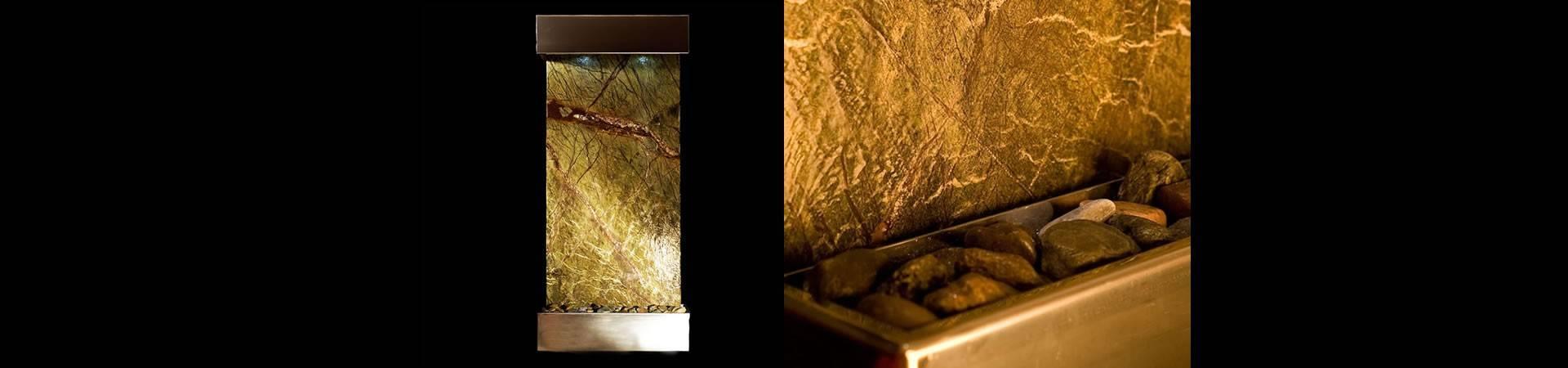 Fantana-de-perete-interior-tablou