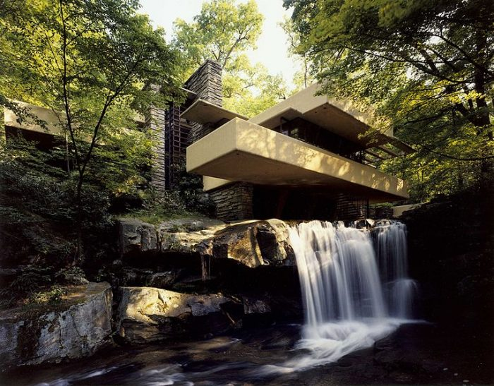 Fallingwater main house